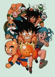 Dragon Ball and I