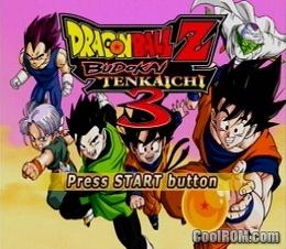 DragonBall Z - Budokai Tenkaichi 3